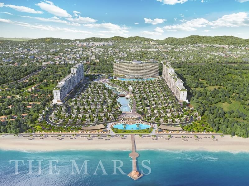 Tổng quan dự án căn hộ The Maris Vũng Tàu