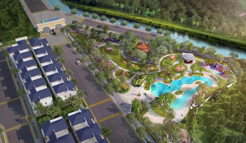 Các lợi thế đặc biệt của Verosa Park Khang Điền quận 9 the verosa park khang dien 04