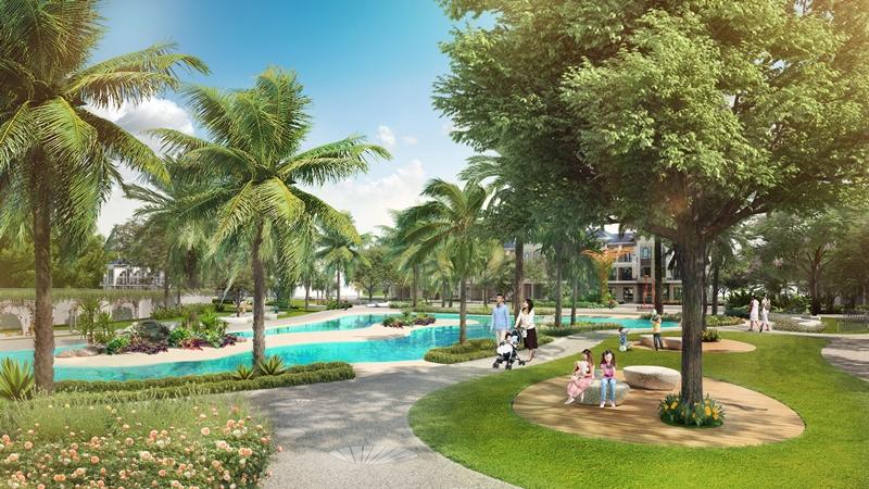 Các lợi thế đặc biệt của Verosa Park Khang Điền quận 9 the verosa park khang dien 10