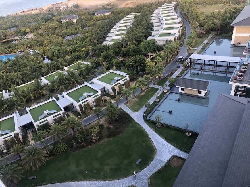 Tiến độ xây dựng dự án căn hộ Condotel Aria Vũng Tàu - Sàn giao dịch bất động sản Keenland