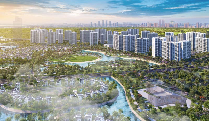 Căn hộ Hausnima - So sánh giá bán với các dự án lân cận vinhomes grand park quan 9