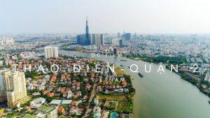 Quận 2 khu Thảo Điền nơi nhà đầu tư bất động sản nên quan tâm