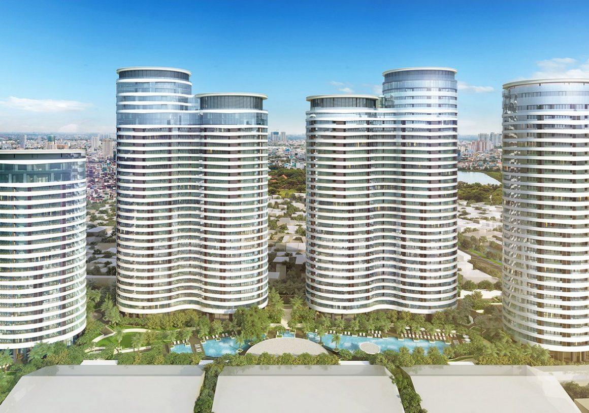 Dự án được đầu tư bởi chủ đầu tư của dự án River City Thủ Đức