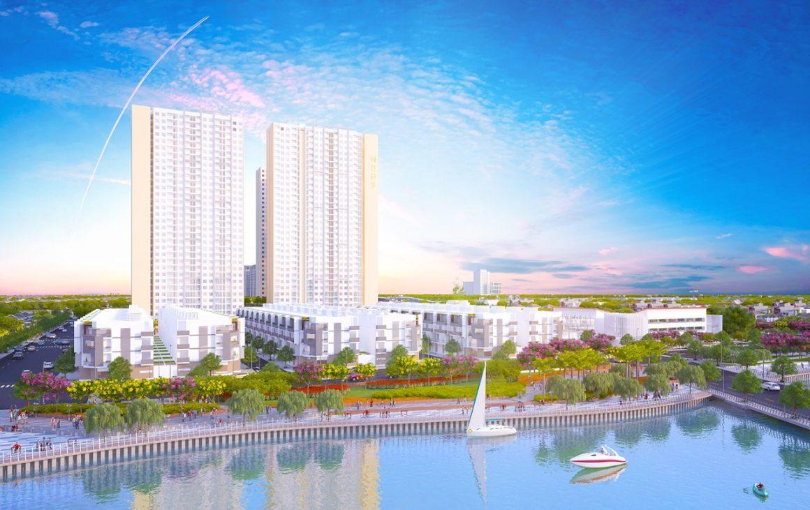 Dự án căn hộ Asahi Tower quận 8