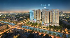 Tiềm năng phát triển dự án căn hộ chung cư Asahi Towers quận 8