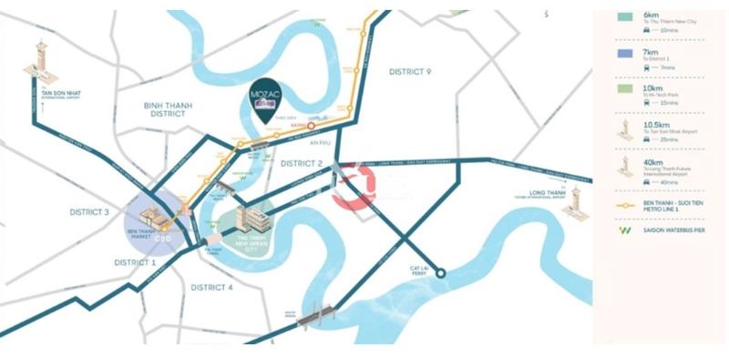 Tiềm năng phát triển của dự án căn hộ chung cư Mozac Thảo Điền quận 2 mozac thao dien quan 2 can ho cao cap 2