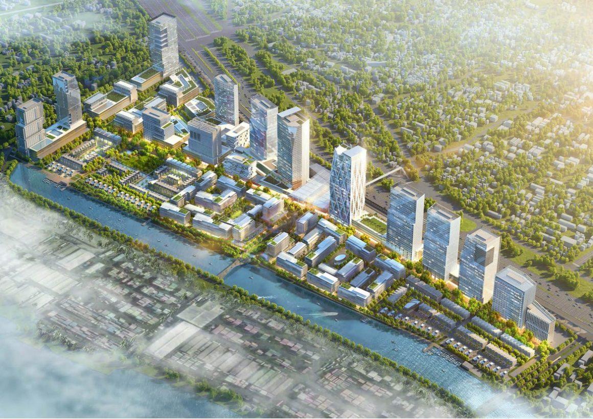 Tổng thể dự án River City Thủ Đức
