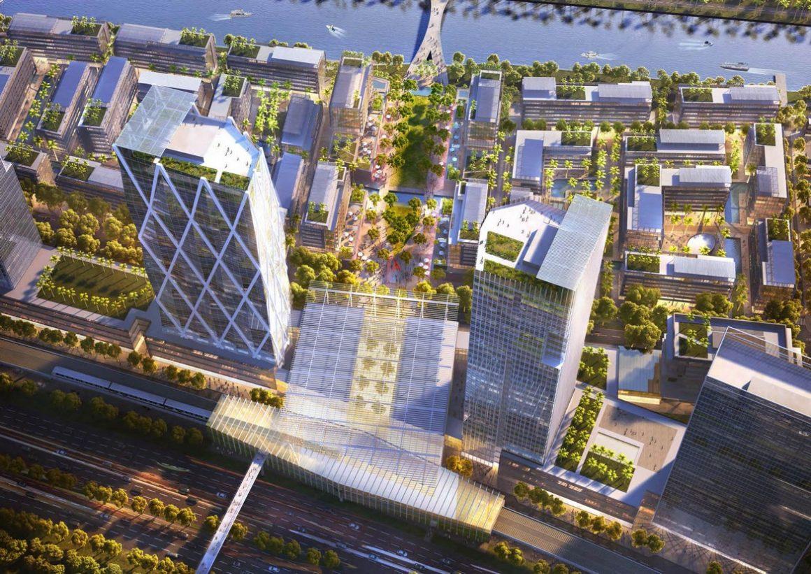 Phối cảnh dự án River City Thủ Đức