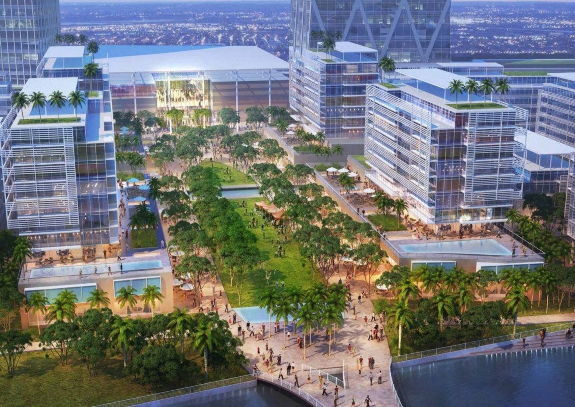 Phối cảnh dự án căn hộ chung cư River City Thủ Đức