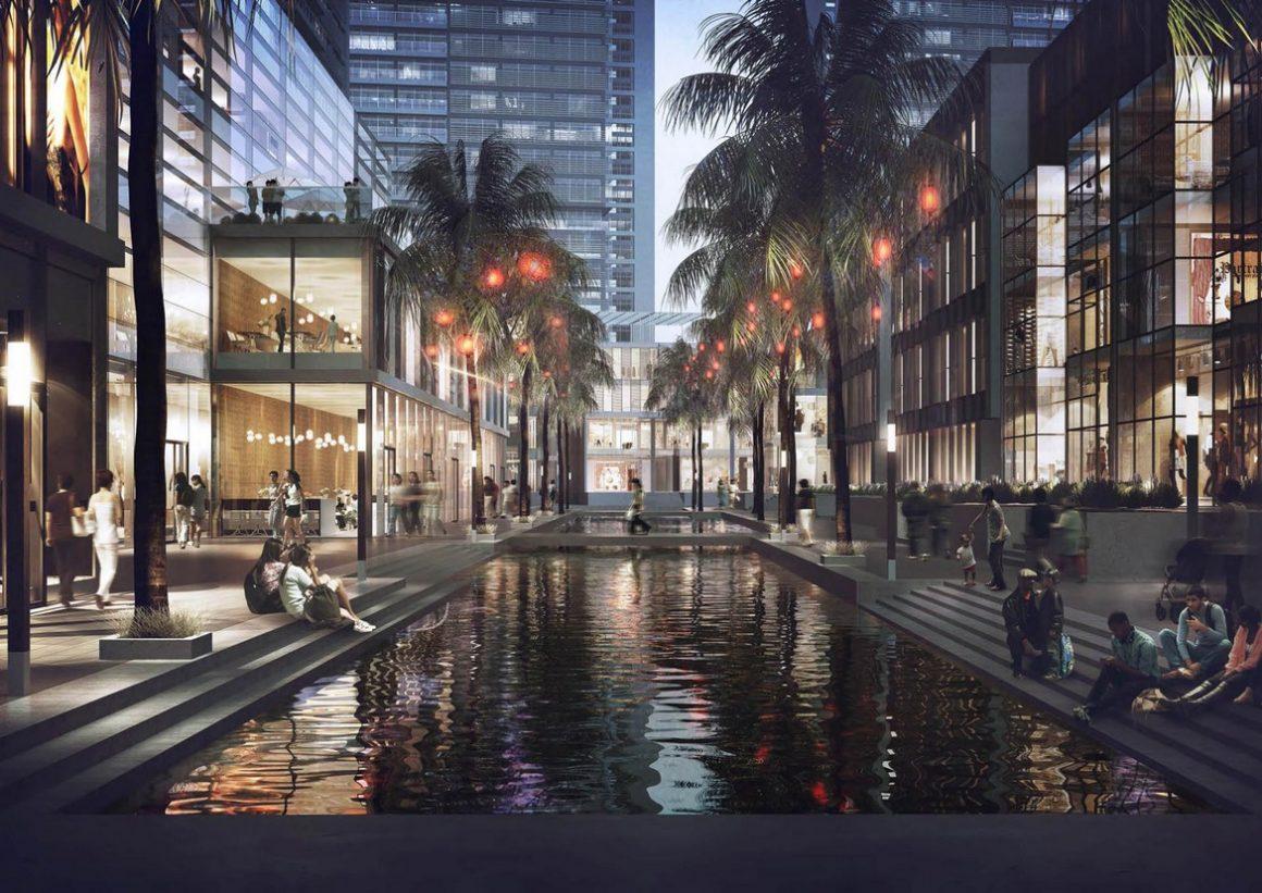 Phối cảnh tiện ích dự án River City Thủ Đức