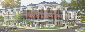 Nhà liên kế và biệt thự Verosa Park Khang Điền: Kênh đầu tư sinh lời bền vững