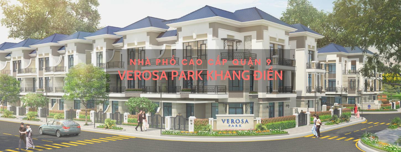 Nhà phố Verosa Park Khang Điền Quận 9