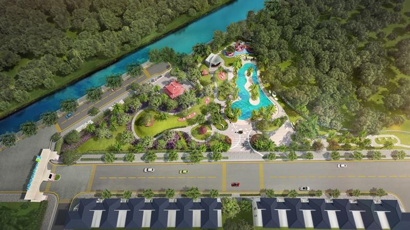 Verosa Park - dự án mới của Khang Điền trong phân khúc nhà liên kế, biệt thự the verosa park khang dien 03