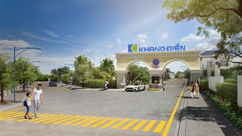 Những giá trị từ dự án Verosa Park Khang Điền quận 9 the verosa park khang dien 12