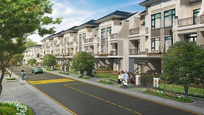 Verosa Park - dự án mới của Khang Điền trong phân khúc nhà liên kế, biệt thự the verosa park khang dien 13