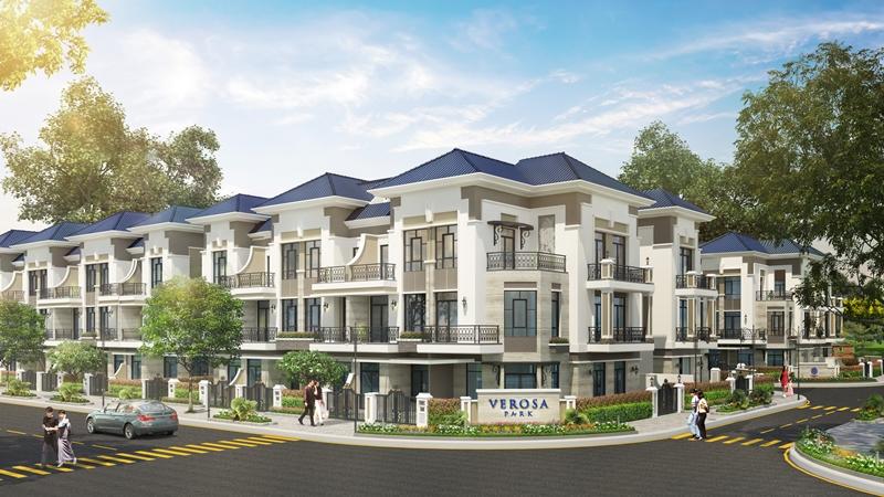 Những giá trị từ dự án Verosa Park Khang Điền quận 9 the verosa park khang dien 15