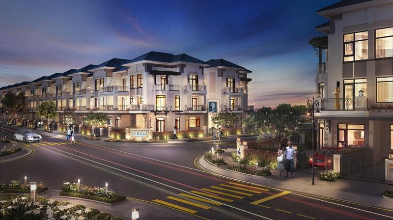 Những giá trị từ dự án Verosa Park Khang Điền quận 9 the verosa park khang dien 17