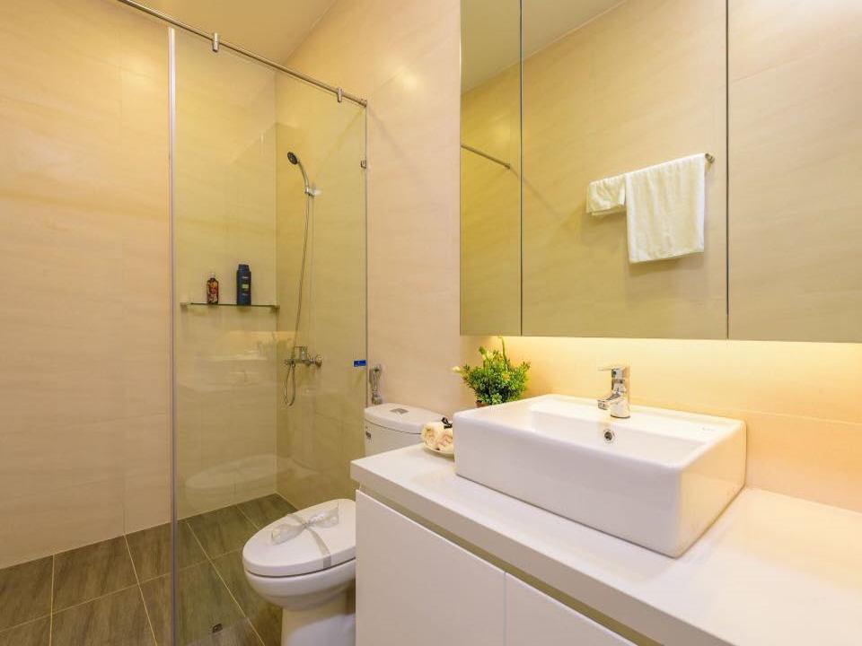 Thiết kế mẫu nhà vệ sinh dự án Safira Khang Điền