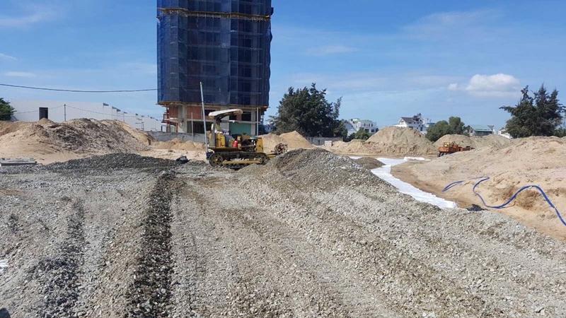 Tiến độ xây dựng dự án biệt thự The Maris Vũng Tàu 24/11/2019 tien do thi cong du an the maris vung tau ngay 24 11 2019 2