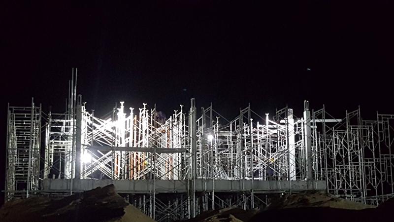Tiến độ xây dựng dự án biệt thự The Maris Vũng Tàu 24/11/2019 tien do thi cong du an the maris vung tau ngay 24 11 2019 4