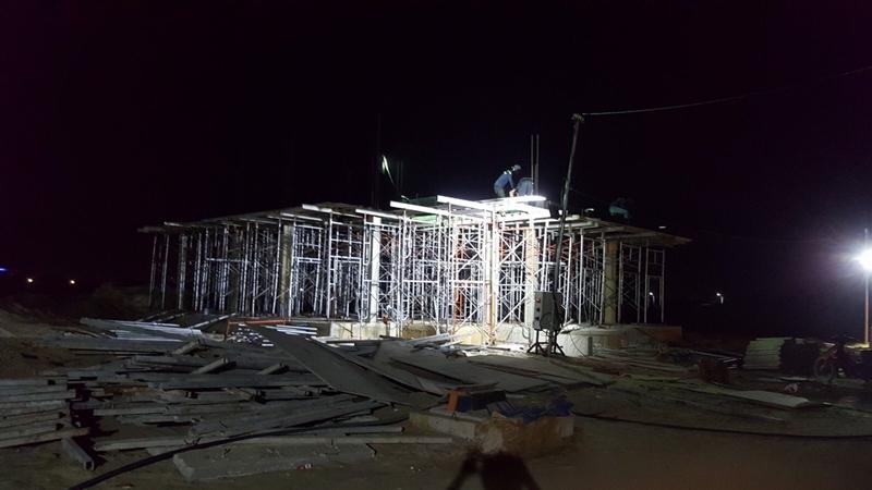 Tiến độ xây dựng dự án biệt thự The Maris Vũng Tàu 24/11/2019 tien do thi cong du an the maris vung tau ngay 24 11 2019 5