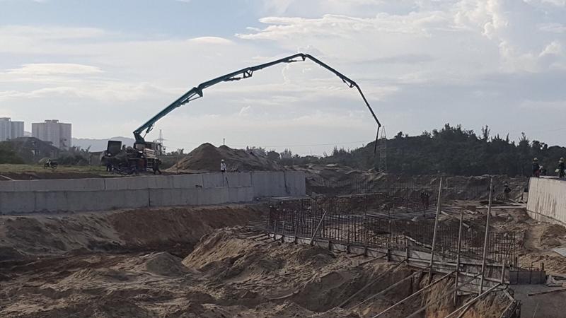 Tiến độ xây dựng dự án biệt thự The Maris Vũng Tàu 24/11/2019 tien do thi cong du an the maris vung tau ngay 24 11 2019 7