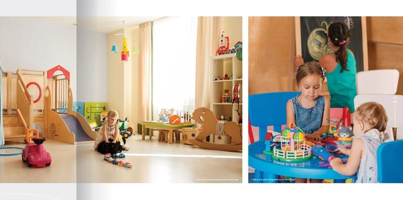 Các tiện ích dành cho gia đình và trẻ em tại The Maris Vũng Tàu tienich gia dinh va tre em tai du an biet thu the maris vung tau 1