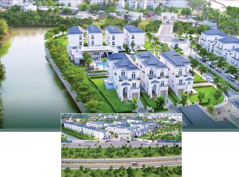 Chủ đầu tư dự án Verosa Park Khang Điền Quận 9 đã và đang triển khai dự án nào? tong the biet thu venica khang dien quan 9