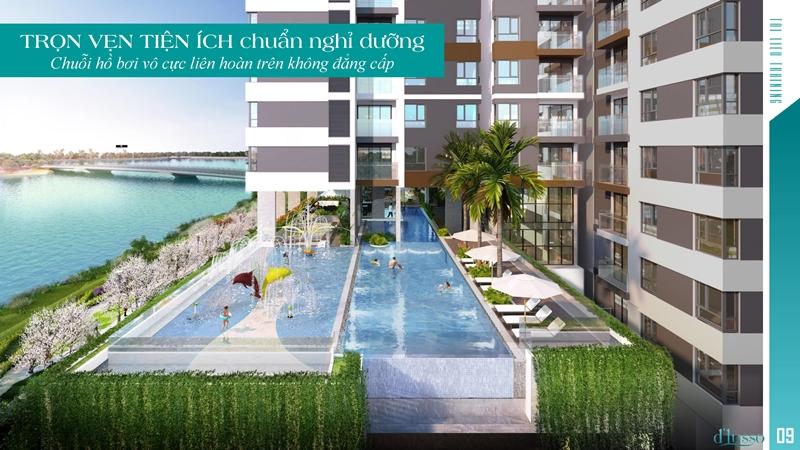 Tiềm năng phát triển dự án căn hộ chung cư D'lusso Quận 2 du an can ho chung cu dlusso quan2 0009