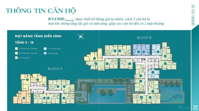 Mặt bằng chi tiết dự án căn hộ chung cư D'Lusso quận 2 du an can ho chung cu dlusso quan2 0022