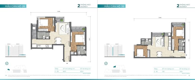 Mặt bằng chi tiết mẫu căn hộ của dự án D'lusso Quận 2 du can can ho chung cu dlussso quan 2 mat bang chi tiet can ho 0009