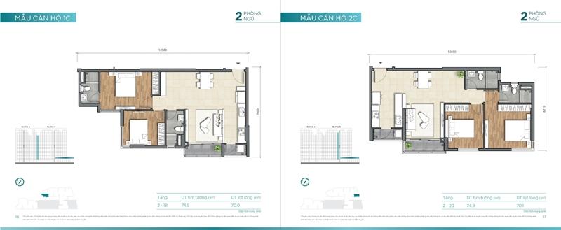 Mặt bằng chi tiết mẫu căn hộ của dự án D'lusso Quận 2 du can can ho chung cu dlussso quan 2 mat bang chi tiet can ho 0010