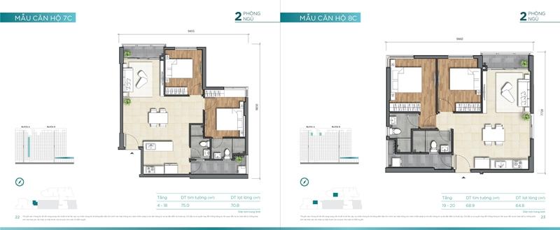 Mặt bằng chi tiết mẫu căn hộ của dự án D'lusso Quận 2 du can can ho chung cu dlussso quan 2 mat bang chi tiet can ho 0013