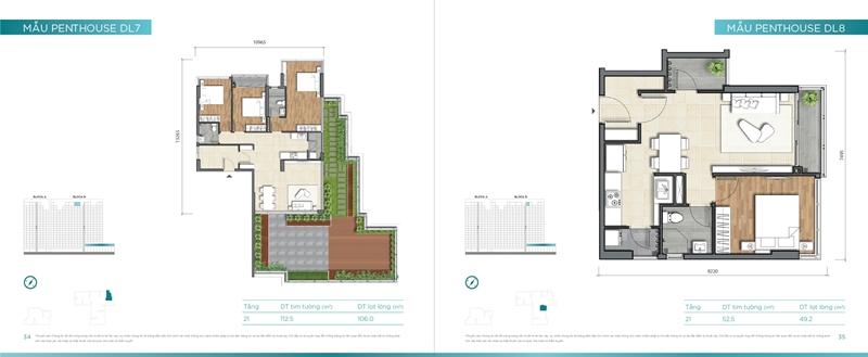 Mặt bằng chi tiết mẫu căn hộ của dự án D'lusso Quận 2 du can can ho chung cu dlussso quan 2 mat bang chi tiet can ho 0019