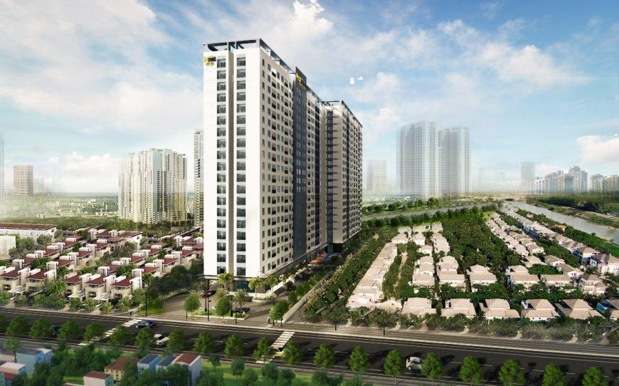 Phối cảnh dự án căn hộ Bcons Suối Tiên. Liên hệ: 0949893893 xem thực tế dự án