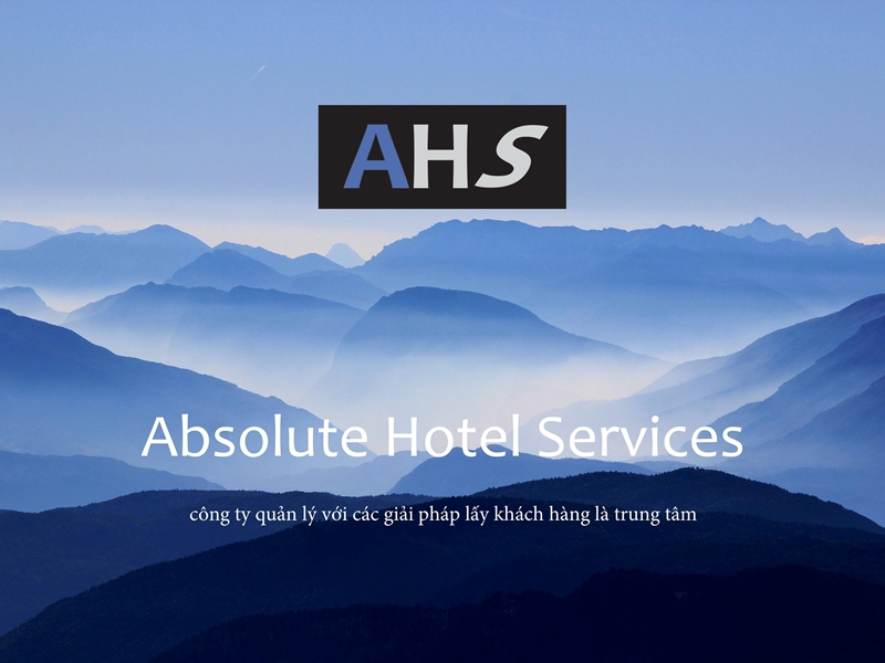 Giới thiệu Tập đoàn Absolute Hotel Services (AHS) - Đơn vị khai thác quản lý dự án The Maris Vũng Tàu don vi quan ly va khai thac du an the maris vung tau tap doan absolute hotel services vhs 0001