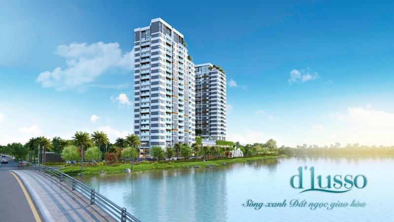 Dự án căn hộ chung cư D'lusso Quận 2. Xem thực tế dự án liên hệ Hotline: 0949 893 893