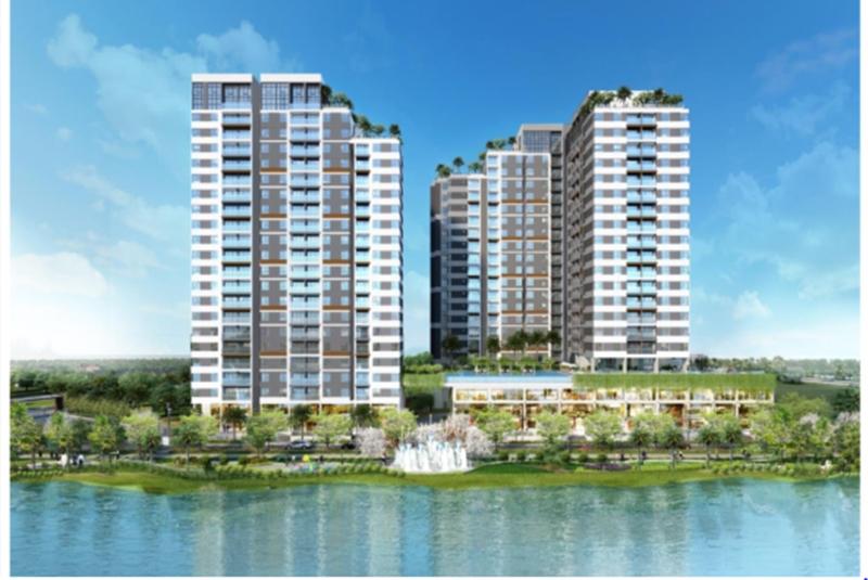 Căn hộ D'Lusso quận 2 ven sông luôn hấp dẫn các nhà đầu tư và khách hàng