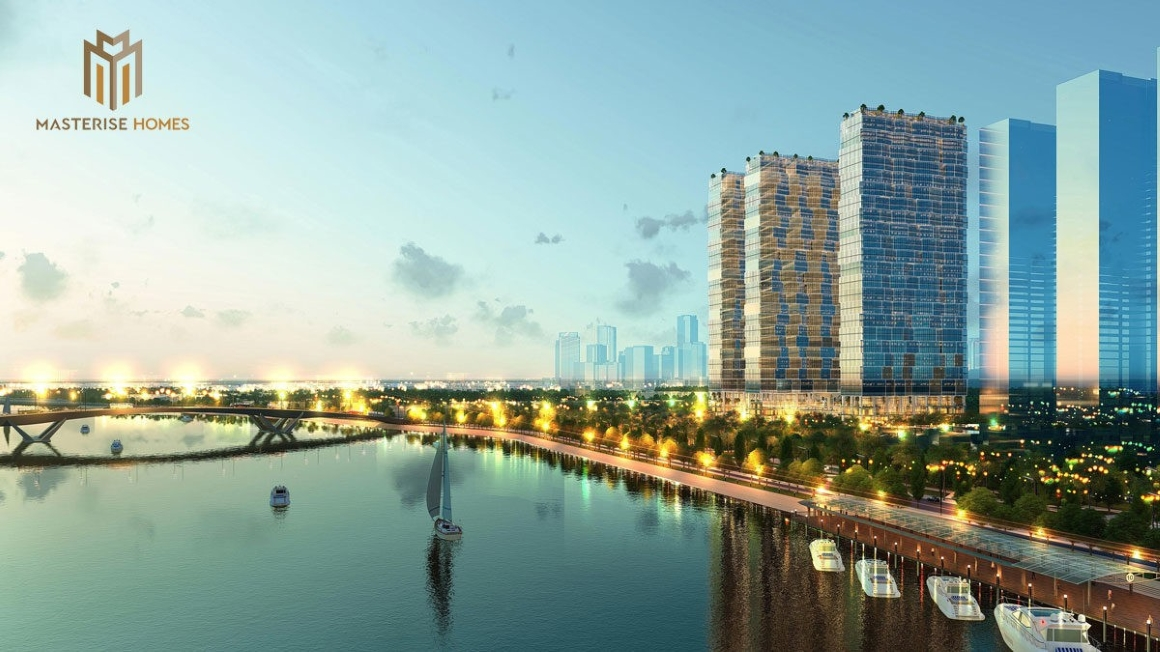 Dự án căn hộ Masterise Ba Son bên sông Sài Gòn