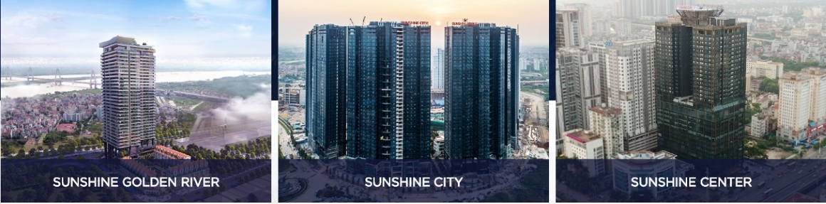 Dự án Sunshine Group Sunshine Tower