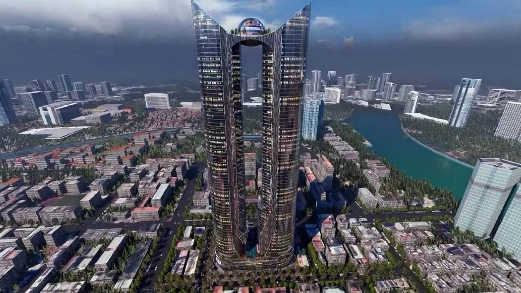 Giới thiệu sơ lược về dự án Sunshine Tower Quận 1 du an sunshine tower quan 1 1