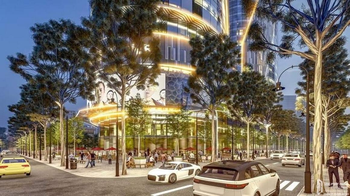 Phối cảnh căn hộ dự án Sunshine Tower quận 1 - Thiên đường mua sắm tại quận 1