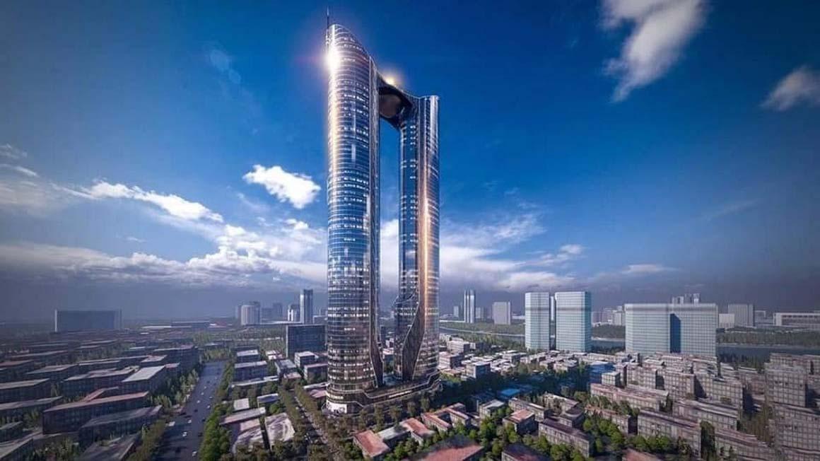 Phối cảnh dự án căn hộ Sunshine Tower Quận 1 Chu Mạnh Trinh