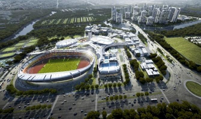Saigon Sports City là một đô thị hiện đại bậc nhất Đông Nam Á