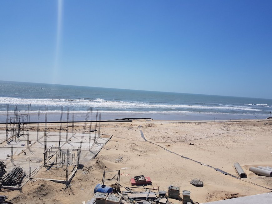 View biển của 1 căn biệt thự The Maris Vũng Tàu