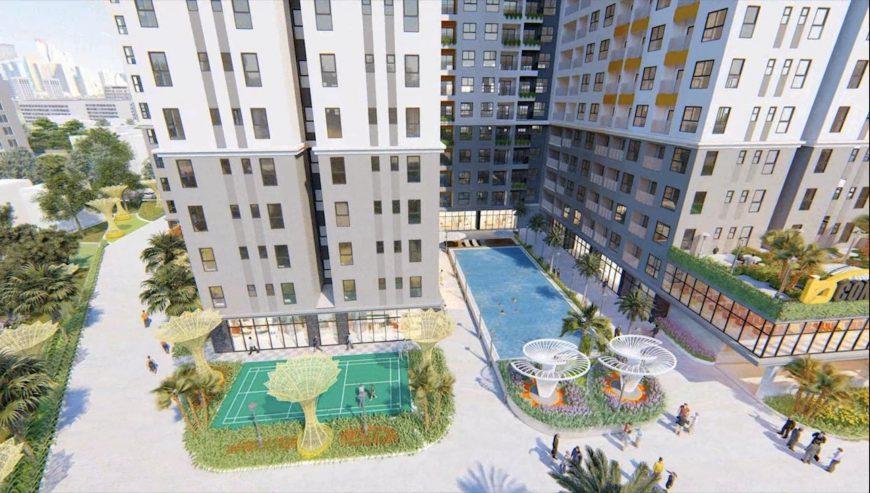 Giới thiệu tổng quan dự án căn hộ Bcons Green View Dĩ An