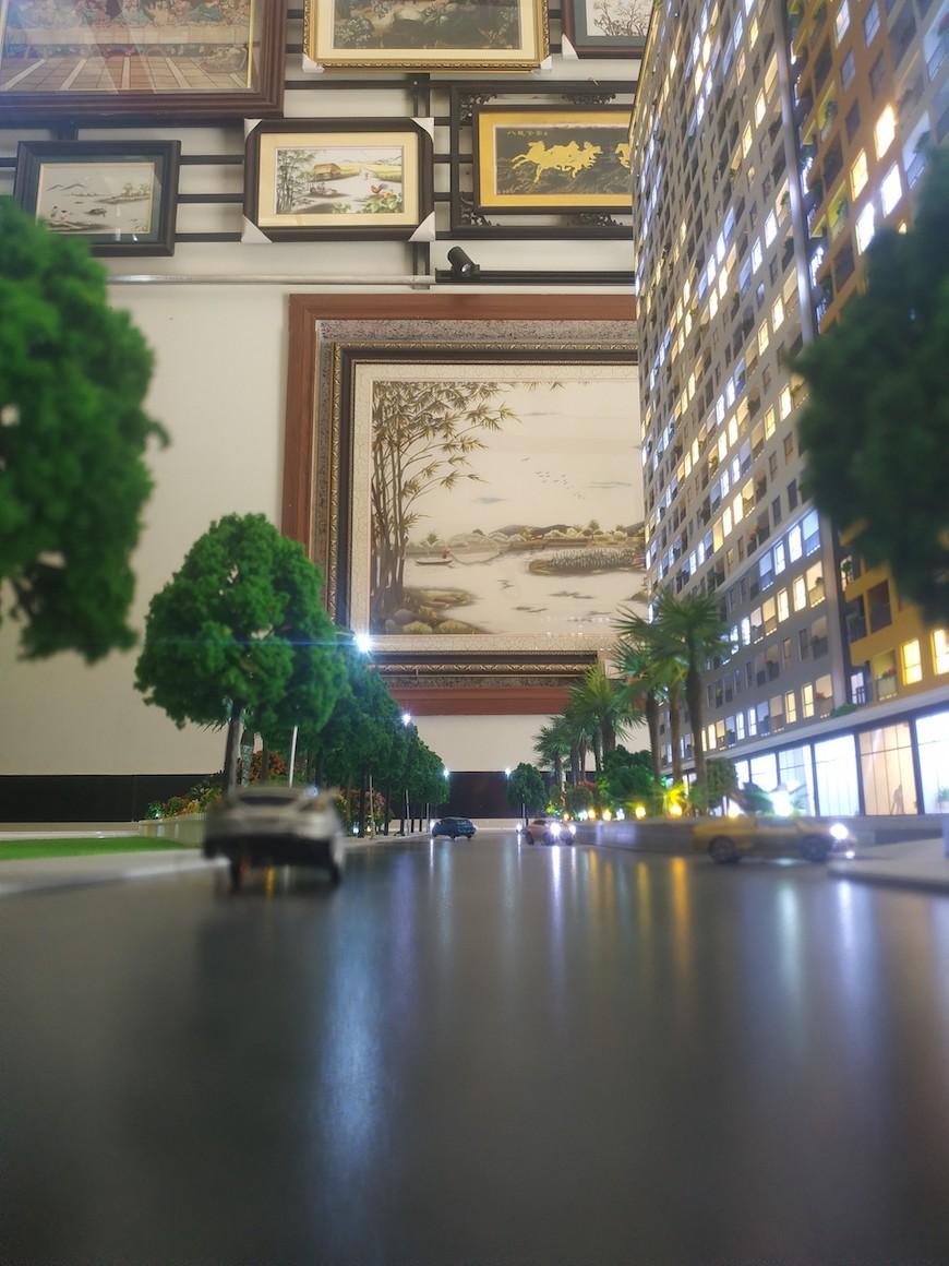 Một góc đường nội bộ dự án Bcons Green View Bình Dương