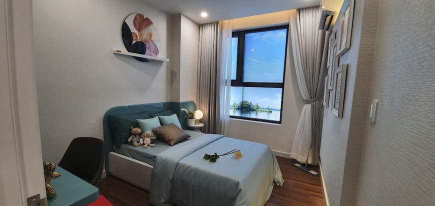 Phòng ngủ cho con trẻ tại nhà mẫu dự án D'lusso