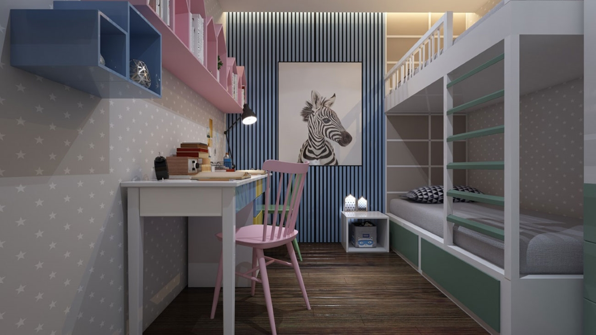 Nhà mẫu căn hộ dự án Royal Park Riverside Quận 8
