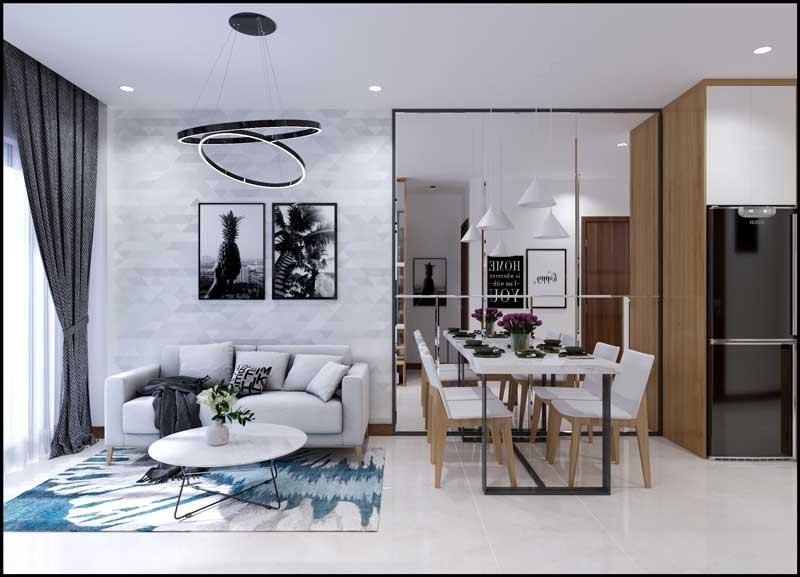 Căn hộ Bcons Green View được thiết kế sang trọng, đẳng cấp Châu u theo tiêu chuẩn quốc tế